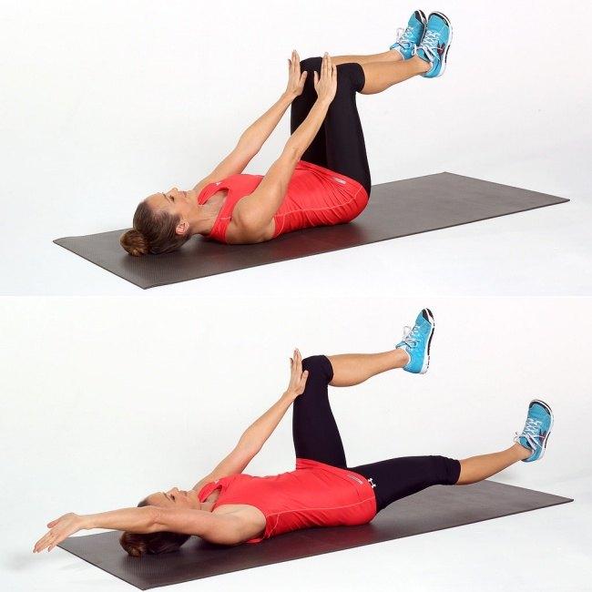 7 упражнений Х 10 минут в день = стройность за 4 недели
