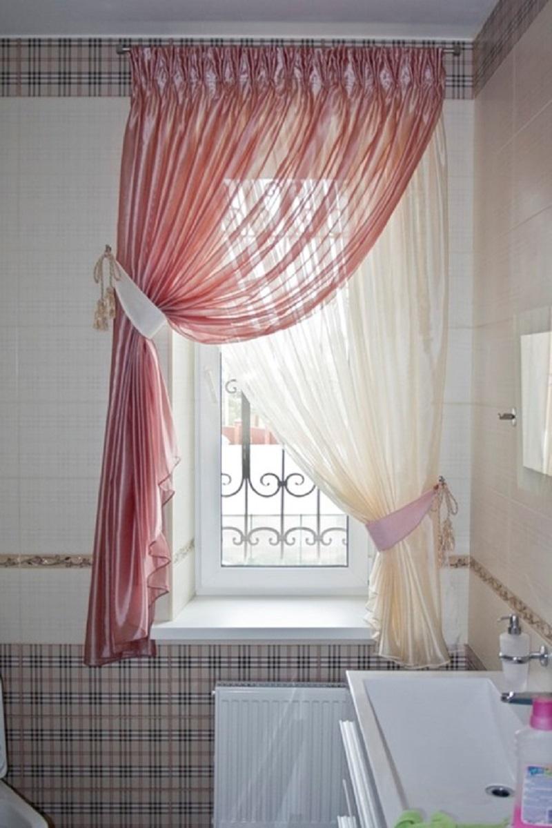 Как красиво повесить тюль: вдохновляющие идеи на любой вкус! Сегодня же займусь декором своего окна!
