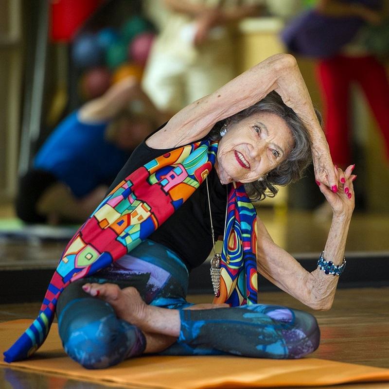 Тао Порчон-Линч, 99 лет: «Моему сердцу всё еще 20. И я не собираюсь взрослеть!»