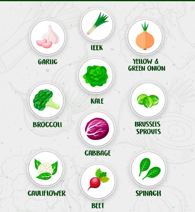 10 супер продуктов, которые помогут уморить раковые клетки